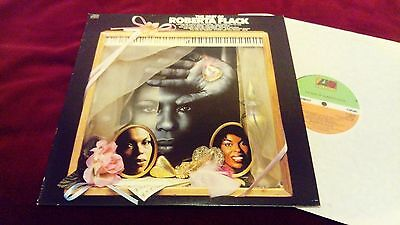 Roberta Flack - The Best Of - Barely Used Uk Lp