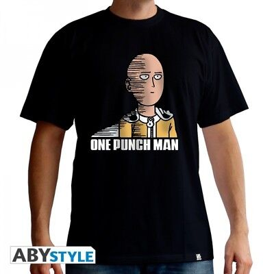 "One Punch Man T-Shirt ""Saitama Fun"""