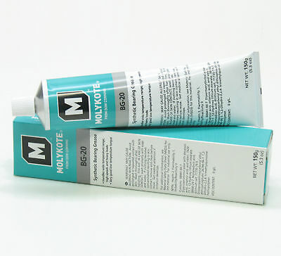 Dow Corning Molykote BG-20 High Speed Performance Bearing Synthetic Grease 5....