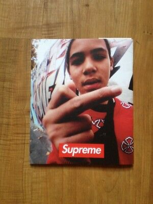 Supreme Paris Zine Book Magazine  BAPE PALACE STUSSY DIME Fucking Awesome