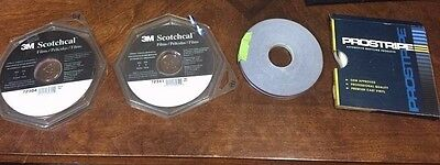 4 Rolls Of Pinstriping Film 3M Scotchcal Prostripe OEM Approved