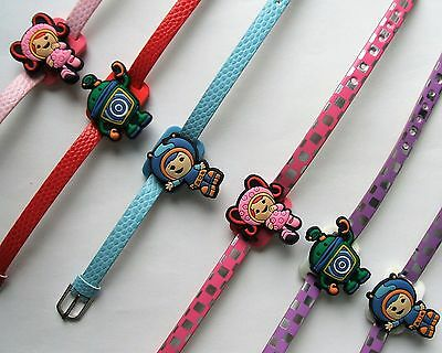SHOE CHARM BRACELETS (M5) - inspired by UMIZOOMI