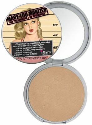 The Balm - Lou Manizer Highlighter Make-Up Puder Mary Beauty Hot Teint* NEU&OVP*