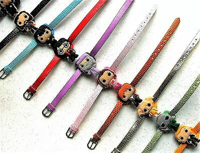 SHOE CHARM BRACELETS (P5) - inspired by CUTE HARRY POTTER
