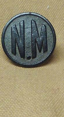 WWI New Mexico Collar Disk