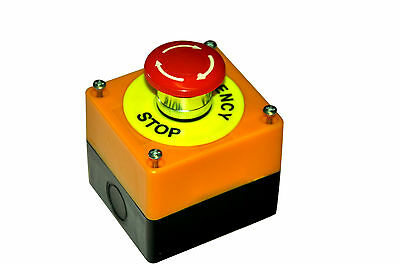 E Stop Push Button Switch High Quality K0E1