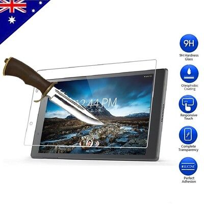 """Tempered Glass LCD Screen Protector Film For Lenovo Tab 4 8.0"""" TB-8504N TB-8504F"""