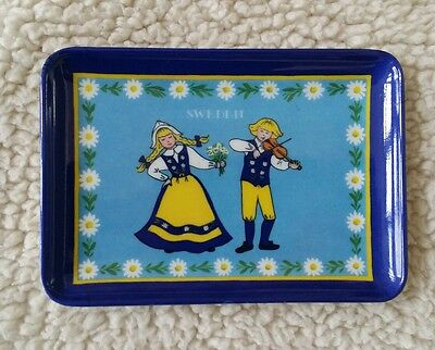 Small Swedish Tray Melamine Made in Sweden