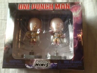 ONE-PUNCH MAN Saitama Figure 2-Pack ACTION COMEDY Loot Anime Crate
