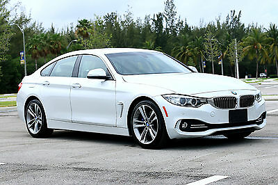 2015 BMW Other 428i 2015 BMW 428i Gran Coupe Hatchback 4 series 2016 435i 328i Audi A5 A4