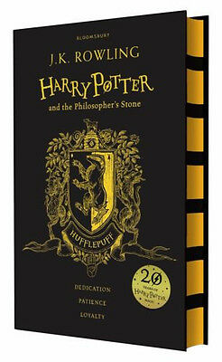 Harry Potter and the Philosopher's Stone (Hufflepuff Edition)/WORLDWIDE