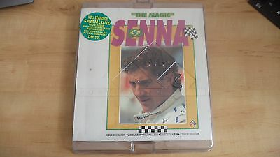 """The Magic"" SENNA - 162 Card Set Complete in Sealed Pack Collector's Album"