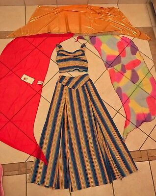 Dancing Close 5 Items: 4 Skirts and 1 Top Small