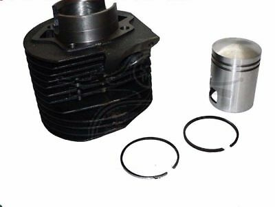 Lambretta Cylinder Kit Barrel Piston Gp 150 Sx Scooters @au