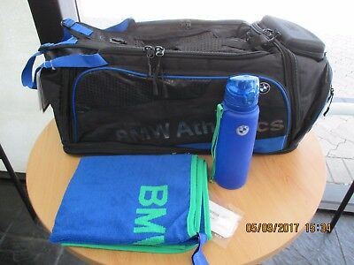 BMW Athletics Sports Bag Gift Pack 80222361132