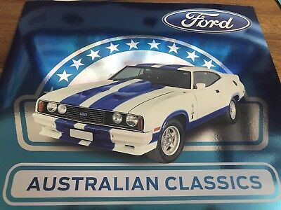 Australia - 2017 - Ford Collectables Australian Classics Stamp Pack Collection