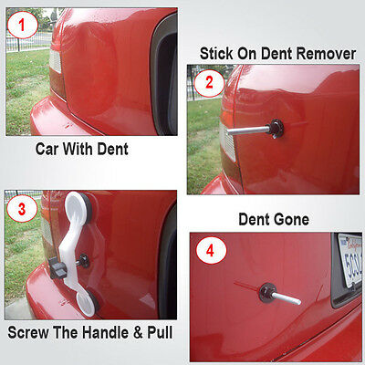 Car Auto Pops A Dent Ding Car Care Tool Repair Removal Car Vehicle Set CA
