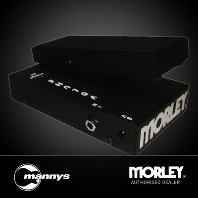 Morley MMV Mini Morley Volume Guitar Effect Pedal