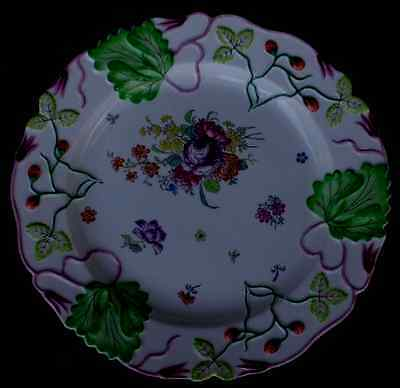 """Gorgeous Rare Copeland's China T. Goode London 24 Hand Painted Plates 9.25"""""""
