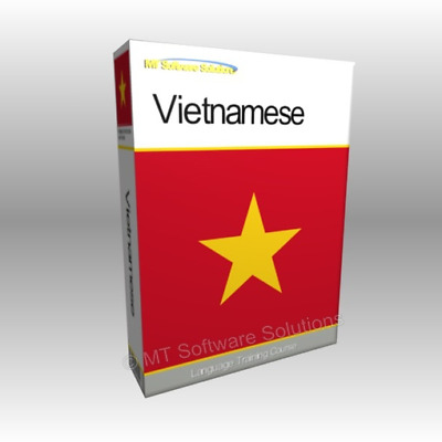 Learn to Speak VIETNAMESE - Complete Language Training Course Disc with Audio