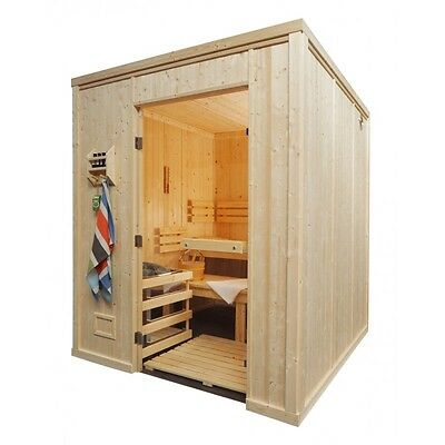 HD3030 Heavy Duty Oceanic Commercial Sauna Cabin Floor Standing Heater