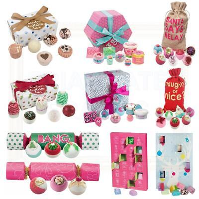 Bomb Cosmetics Luxury Wrapped Gift Sets Handmade Bath Body Natural Gift Set NEW