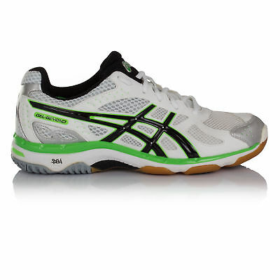 Asics Mens Gel-Beyond Indoor Court Badminton Sports Shoes Trainers White