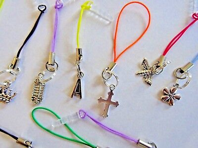Mobile phone / Bag Charms Assorted designs