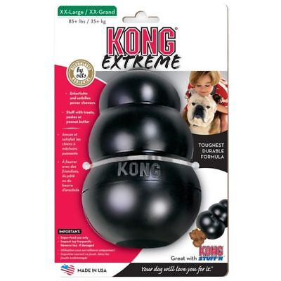 KONG EXTREME XX-LARGE Rubber Chew Toy For Dogs - World's Best Dog Toy