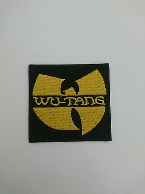 Wu-Tang, Iron/Sew on patch, Music, Hip-Hop, Rap, Clothing, Jacket
