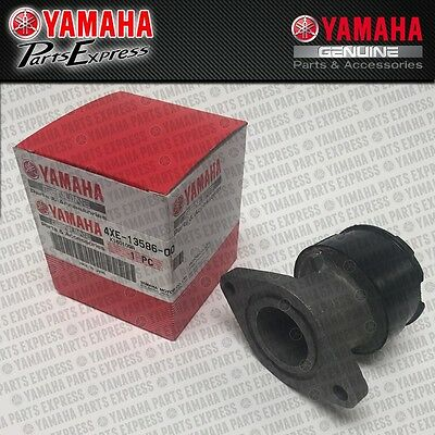 1999 - 2004 Yamaha Bear Tracker 250 Oem Carb Intake Joint Boot 4Xe-13586-00-00