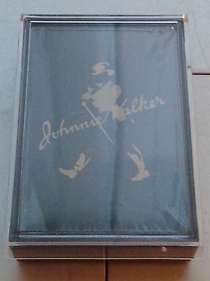 Johnnie Walker Playing Cards with Case (Sealed, New)