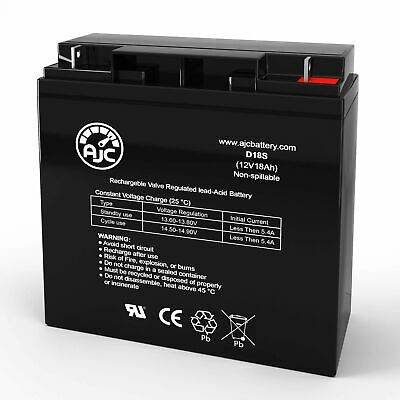 APC SC1500 12V 7Ah UPS Battery This is an AJC Brand Replacement