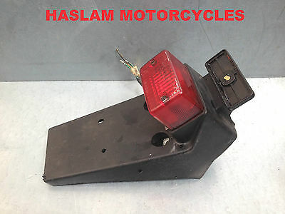 honda nt50 f mini melody rear brake light and rear mud guard