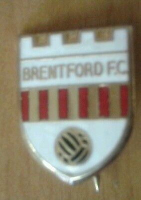 Vintage Brentford  badge