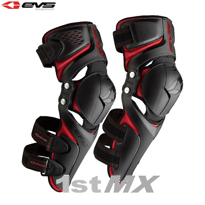 NEW EVS Epic Motocross MX Off Road Enduro Race Knee Guards Adult Small Medium