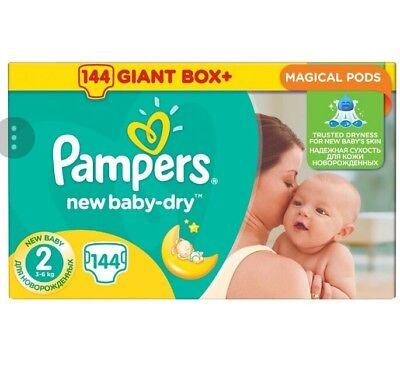 Pampers New Baby Dry Gr.2