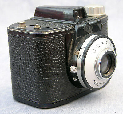 1950s Agfa Clack 120mm Vintage Camera - an Overlooked Very Collectable Camera