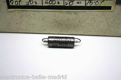 SOVIET PAPER IN OIL CAPACITOR PIO K40Y-9 0.015uF 400V FOR GIBSON LES PAUL SG
