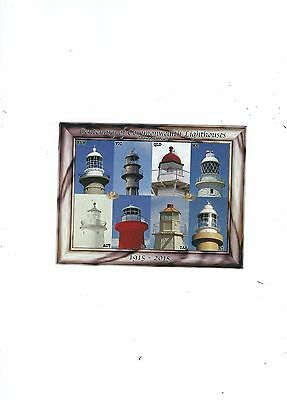 Centenary Of Commonwealth Lighthouses