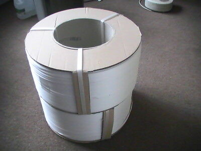6300 metre reel, box banding packaging strapping excellent quality   uk seller