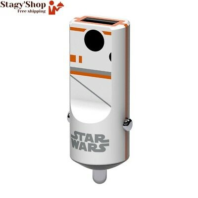 Tribe Star Wars Buddy Chargeur allume cigare BB8