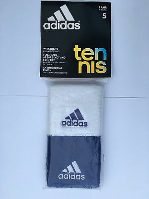 Adidas Youth Wristband 1 Pair Size Small OSFY
