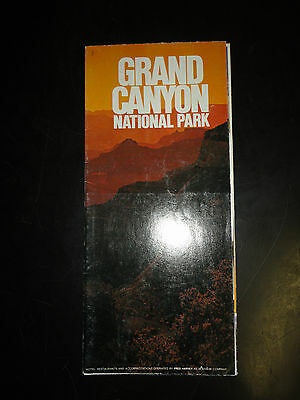 Wonders of the Grand Canyon Brochure from 1987