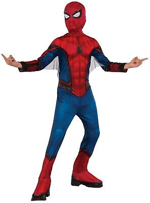 Rubie's Costume Spider-Man Homecoming Boys Halloween Costume, Small Mask Kids