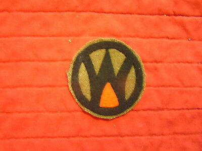 314Th Signal Bn Of The 89Th Div Patch