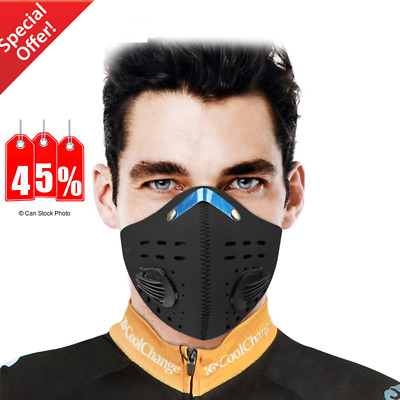 New High Altitude Hypoxia Training Mask Oxygen Controlled Masochist With Filter