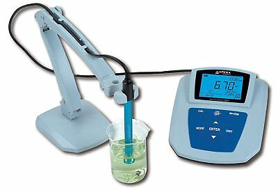 Apera Instruments MP511 Benchtop pH Meter, Accuracy:0.01 pH, Range:-2.00-19.9 pH
