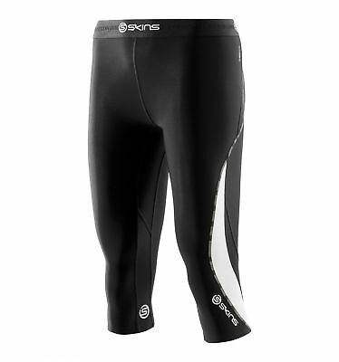 Skins DNAmic Thermal Women's 3/4 Tights Thermal Base Layer Winter New