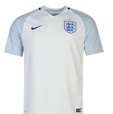 England 2016/2018 Home Shirt Size Small New With Tags